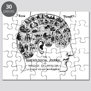 know thyself phrenology head Puzzle